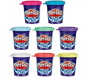PLAY-DOH 8 Pots Play-Doh Plus