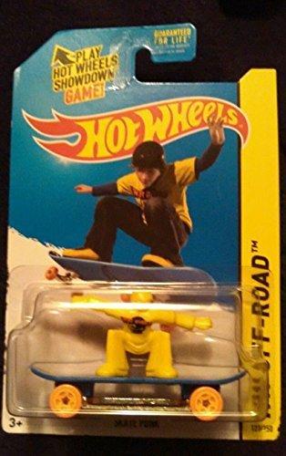 2014 Hot Wheels Hw Off-Road 123/250 - Skate Punk - 1