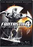 Fantastic Four: Rise of the Silver Surfer [2007] (REGION 1) (The Power Cosmic Edition) [DVD] [US Import] [NTSC]