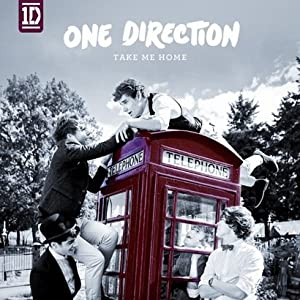 One Direction - Take Me Home Limited Deluxe Edition With 5 Bonus Tracks