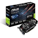 Asus GeForce GTX750TI-OC-2GD5 Performance Graphics GDDR5 2GB