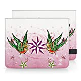 Tablet Design Tasche Hülle Case TrekStor SurfTab Ventos 10.1 DesignTasche - Wedding-Swallows