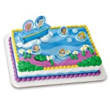 Decopac Bubble Guppies Gil, Molly and Gang DecoSet Cake Topper