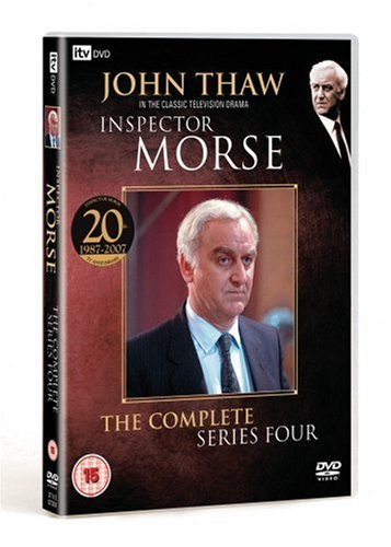 Inspector Morse – Series 4 [DVD]