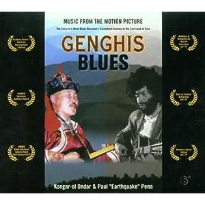 KONGAR-OL ONDAR & PAUL PENA - GENGHIS BLUES (2000)