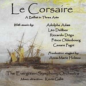 Le Corsaire-a Ballet in Three