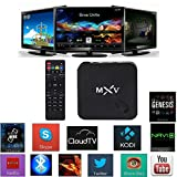 YUNTAB(JP) ���ܸ��б� KODI 4���� ����ɥ?�� TV Box Android 4.4 Amlogic S805, MXV Quad Core(1.5GHZ) 1GB/8GB ��� Googleplay Wi-Fi/LAN�б� Bluetooth4.0 HDMI�����֥�ǥƥ�Ӥ���³��, TV�ܥå��� ���塼�ʡ�������ץ��㡼�ܡ��� 1080P �ȤΥƥ�Ӥ򥢥�ɥ?��PC���ѿȤ�����