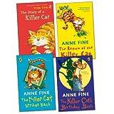 The Killer Cat Pack, 4 books, RRP £19.96 (Killer Cat & Birthday Bash, Killer Cat Strikes Back, The Diary of a Killer Cat, The Return of the Killer Cat).
