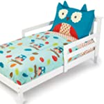 Skip Hop 4 Piece Toddler Bedding Set,...