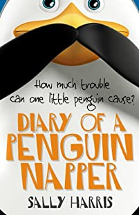(FREE on 8/15) Diary Of A Penguin-napper by Sally Harris - http://eBooksHabit.com