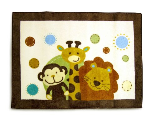Nojo Jungle Tales Rug front-567178