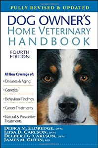 Dog Owners Home Veterinary Handbook from Howell Book House