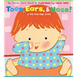 Toes, Ears, & Nose!: A Lift-the-Flap Bookby Marion  Dane Bauer
