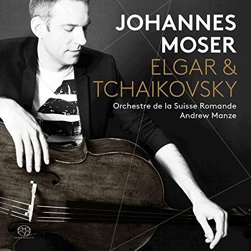 SACD : JOHANNES MOSER - Cello Works (SACD)