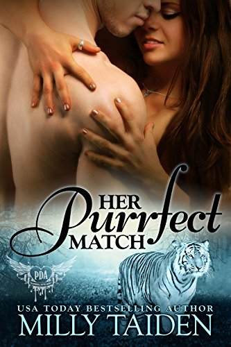 Milly Taiden - Her Purrfect Match (BBW Paranormal Shape Shifter Romance) (Paranormal Dating Agency Book 3)
