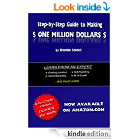 Step by Step Guide to Making One Million Dollars