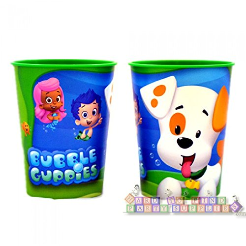 Bubble Guppies Reusable Gil Keepsake Cups (2ct)