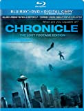 Chronicle (Director's Cut: The Lost Footage Edition) (Blu-ray + DVD + Digital Copy)