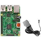 Raspberry Pi 2 Model B (1GB) Basic Starter Kit -- Raspberry Pi 2 Model B + EnjoyGadgets® Power Adapter