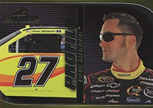 Buy 2012 Press Pass Ignite Racing Paul Menard Profile Insert Card #P 3 by Ignite
