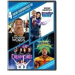 4 Film Favorites: Eddie Murphy / Family: Thousand