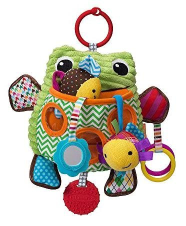 Infantino Put & Play Frog Activity Pal - 1