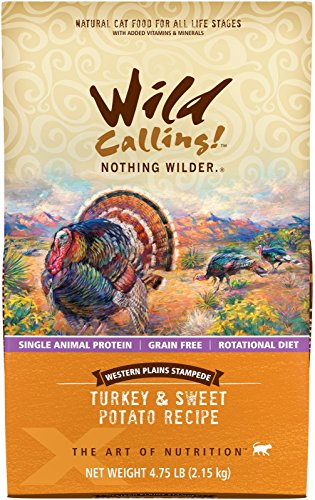 Wild Calling Turkey & Sweet Potato Recipe