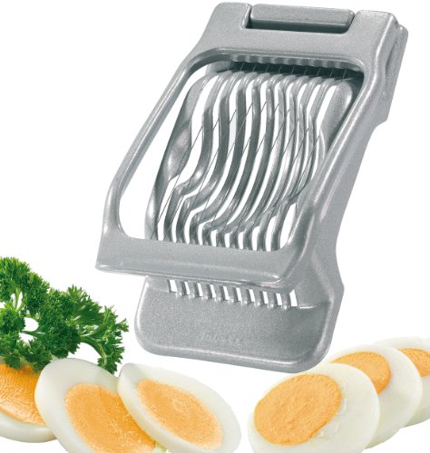 Westmark Germany Multipurpose Stainless Steel Wire Egg Slicer (Grey) (Egg Slicer And Chopper compare prices)
