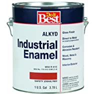 - W50R00812-16 Alkyd Industrial Enamel Pack of 4