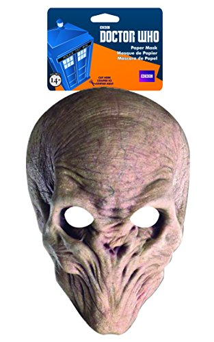 Elope Doctor Who The Silence Paper Mask