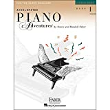 Faber Music Accelerated Piano Adventures Lesson Book - Book 1 For The Older Beginner (Standard)