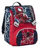 Zaino scuola sdoppiabile BIG bambino Marvel - The amazing SPIDERMAN 2 - estensibile 28 LT uomo ragno spider-man