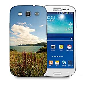 Snoogg Sea View Printed Protective Phone Back Case Cover For Samsung S3 / S III