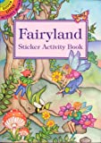 Fairyland Sticker Activity Book (Dover Little Activity Books) (0486400514) by Marty Noble