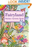 Fairyland Sticker Activity Book