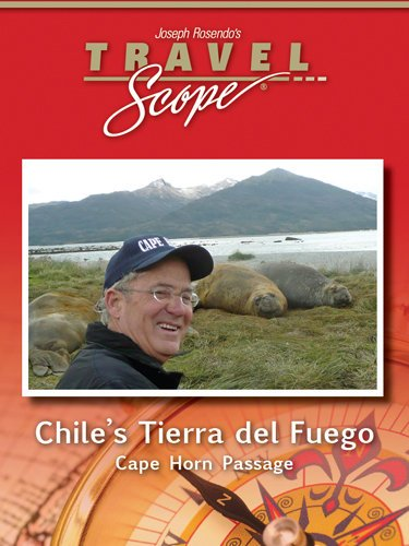 Passage through Chile's Tierra del Fuego around Cape Horn