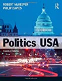 img - for Politics USA by Robert McKeever (2012-07-12) book / textbook / text book