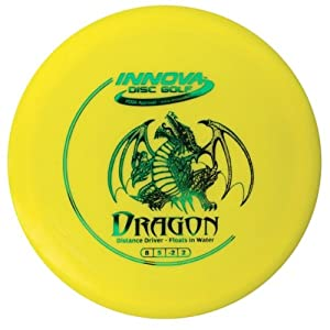 Dragon Dx Plastic Distance Driver Disc