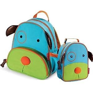 Tas sekolah anak tk Skip Hop Zoo Pack Backpack