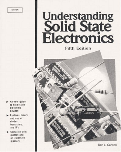 Understanding Solid State Electronics (5th Edition)