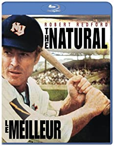 The Natural / Le Meilleur (Bilingual) [Blu-ray]