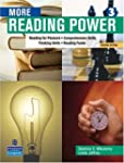 More Reading Power: Reading for Pleas...