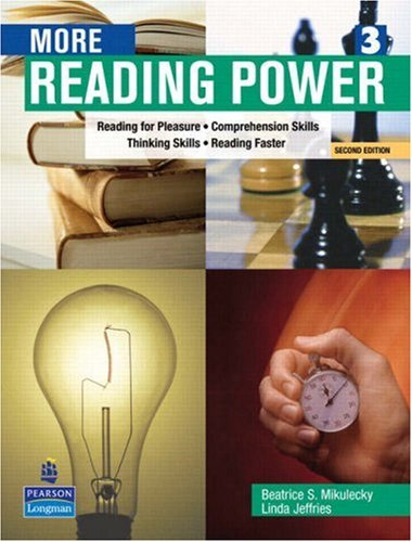 More Reading Power: Reading for Pleasure, Comprehension...