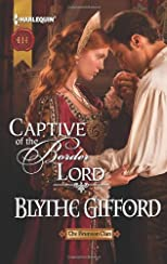Captive of the Border Lord (Harlequin Historical)