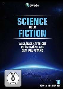Science oder Fiction - Wissenschaftliche Phänomene auf dem Prüfstand (2 DVDs, 10 Folgen, Discovery World)