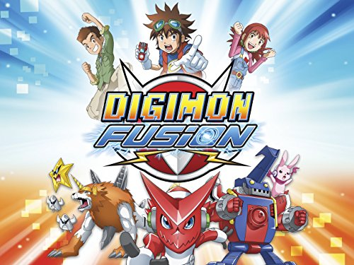 Digimon Fusion - Season 1