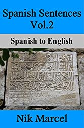 Spanish Sentences Vol.2- Spanish to English