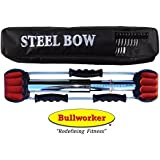 Steel-Bow Bullworker - Flex the Ultimate Total Home Gym includes 2 FREE DVDs