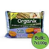 Organix Baby Finger Biscuits 7x100g