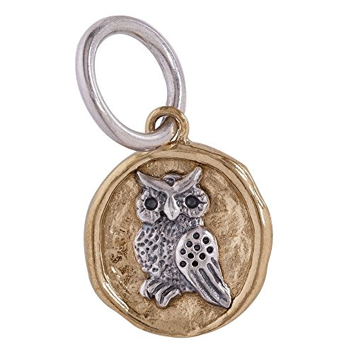 Waxing Poetic Camp Charms Owl